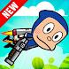 Ninja Hattori Shooter Adventure: Go Run in Jungle