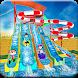 Water Slide Amusement Fun Park 3D