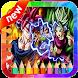 How To Draw : Dragon Ball z Saiyen *Easy Step* by app4childrens