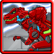 Dino Robot - Tyranno Red by TheFlash&FirstFox