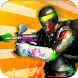Paintball Shooting Arena: Real Battle Field Combat by Fighting Arena