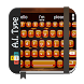 Fire Flame AiType Skin by Popencoff Themes