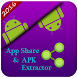 App Share and APK Extractor by Bi Tricks Solution