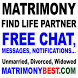 Free Matrimony. Chat, Messages. Find Life Partner by Kareti