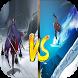 SnowBoarding Vs Vampire Battle by DuchezCo.