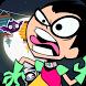 Titans Run Robin Go by GamingAddict