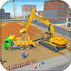 Crane Excavator Driving Sim City Construction 2018 by Zappy Studios - Action and Simulation Games & Apps