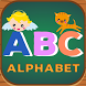 ABC Learning Alphabet for kids by Kingname Xii