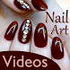 Nail Art Videos Latest Designs by Photo Montage Ideas