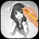 Draw Anime ( Manga tutorials ) by Dev Away