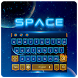 Space expanse tech by Echo Keyboard Theme