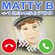 Fake Vid Call From MattyB Raps Prank by Delidev