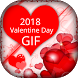 Happy Valentine Day GIF 2018 - 14 Feb GIF by Best Apps Softech