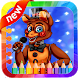 How To Draw : Fnaf *Easly Step* by app4childrens