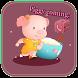 Happy Piggy Theme piggy run by Fashion Themes Studio