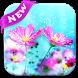 Cute Flowers Live Wallpaper by Jango LWP Studio