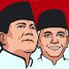 Prabowo Hatta live wallpaper by TTR