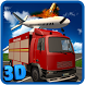 Airport Fire Emergency Rescue by Wacky Studios -Parking, Racing & Talking 3D Games