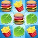 Burger Mania by Fun Match 3 Games