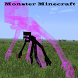 Monsters Mods Minecraft by Youngboysburn