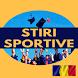 Stiri Sportive by Marius Tiberiu