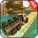 Offroad Army Cargo Truck Driver Simulator Game by Crazzy Sniper & Simulation 3D Games