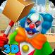 Creepy Clown: City Destruction