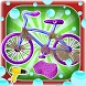 #Kids cycle wash and repair Games by Sharp Mind Gaming Studio