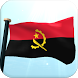 Angola Flag 3D Live Wallpaper by I Like My Country - Flag