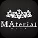 MAterial HAIR 公式アプリ by トップスター株式会社