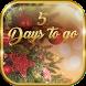 Christmas Countdown Wallpaper: Xmas Backgrounds