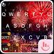 New Year Eve 2018 Keyboard by Fashion News