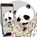 Cuteness Shy Panda Theme by Beauty Stylish Theme