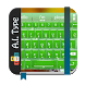 Green Fresh AiType Skin by Popencoff Themes