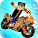 Blocky Motorbikes Racing Game by ★★★★★ Cheese Hole Games