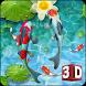 Fish 3D Live Wallpaper: Home & Lock Screen Savers by EziGames Studio