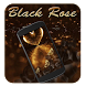 Luxury Gold Black Rose Theme by 3D, Launcher, Input, Live Wallpaper, Themes World