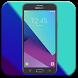 Theme For Samsung J7 V ( Galaxy ) by LOGICAL STONE