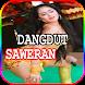 Goyang Hot Dangdut Saweran Video