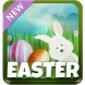 Easter Keyboard by SuperColor Themes