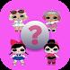LOL Surprise Dolls and Pets Quiz by Vladanapp
