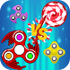 spinner vs candy by extreme89