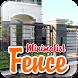 Minimalist Fence by alifstudio