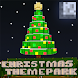 The Christmas Park Minecraft map by Miner Block Chain