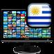 Canales Televisión Uruguay by Alehop