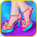 Little Shoe Designer - Fashion World by Girl Games - Vasco Games