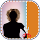 Curly Hair Styler Photo Editor App by Cool Photo Editor Apps