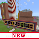 Minigames City MCPE map by Crystal spring studio