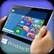 Win 10 Launcher 2018 - Windows 10 Style Launcher by GORA Studio
