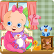 Cleanup baby bedroom games by SameConnection